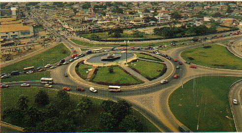 Kwame Nkrumah Circle