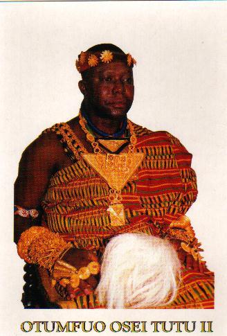 Otumfuo Osei Tutu